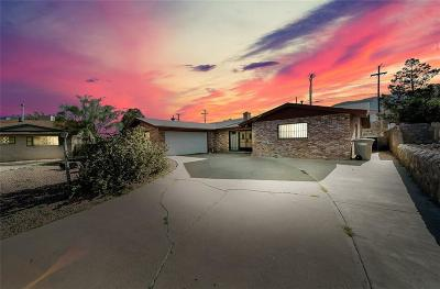 El Paso Single Family Home For Sale: 129 Clairemont Drive