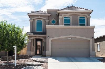 Single Family Home For Sale: 2217 Lisa Sherr Street
