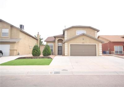 Single Family Home For Sale: 12728 Tierra Mina Drive