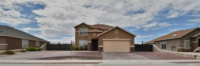 Single Family Home For Sale: 3109 Coyote Pass Lane