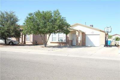 Socorro Single Family Home For Sale: 10225 Valle Koki Drive