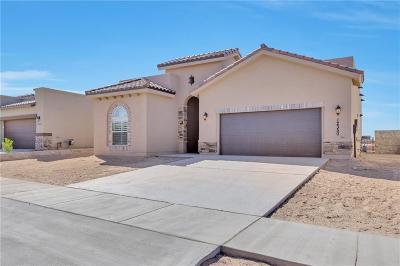 El Paso Single Family Home For Sale: 13561 Twickenham Street