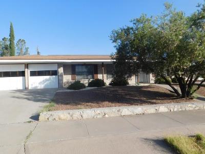 Single Family Home For Sale: 600 De Leon Drive