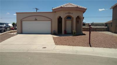 Single Family Home For Sale: 14240 Honey Point Drive