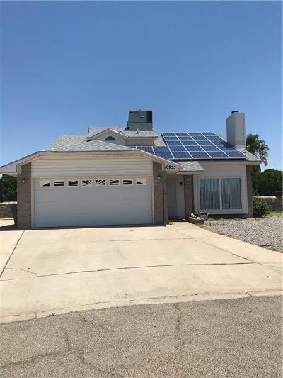 Single Family Home For Sale: 10955 Yogi Berra Drive