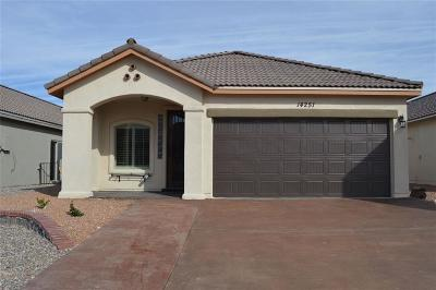 Horizon City Single Family Home For Sale: 13149 Freshford Drive