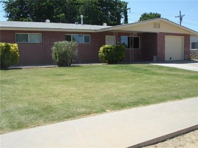 El Paso Single Family Home For Sale: 3305 Aberdeen Street