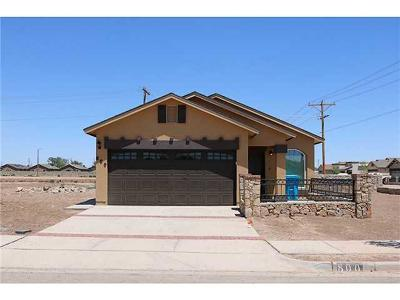 Socorro Single Family Home For Sale: 800 Villas Del Sol Road