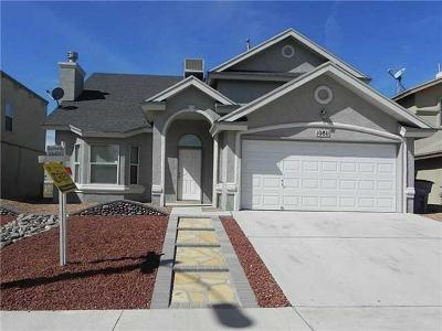 Single Family Home For Sale: 10811 Adin