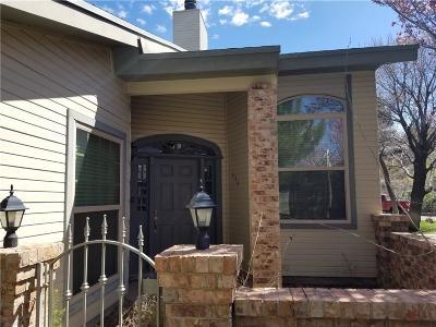 El Paso Condo/Townhouse For Sale: 644 Copperfield Lane