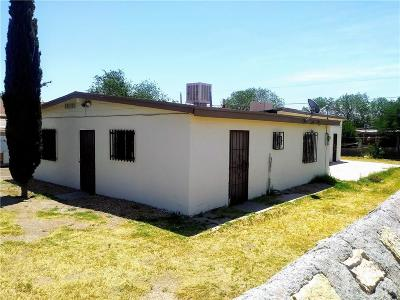 Socorro Single Family Home For Sale: 568 Passmore Road