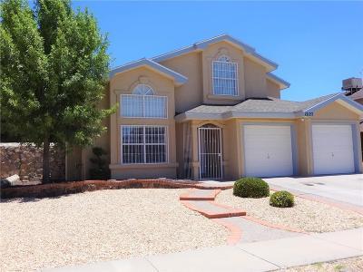 Vista Hills Single Family Home For Sale: 12127 Alex Guerrero Circle
