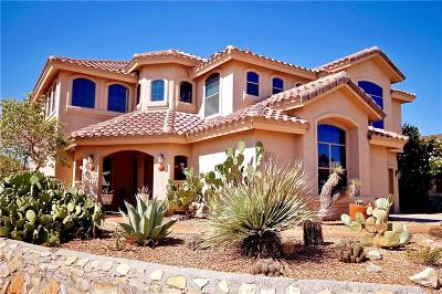 Single Family Home For Sale: 12442 Paseo Rojo Drive