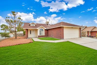 El Paso TX Single Family Home For Sale: $119,999