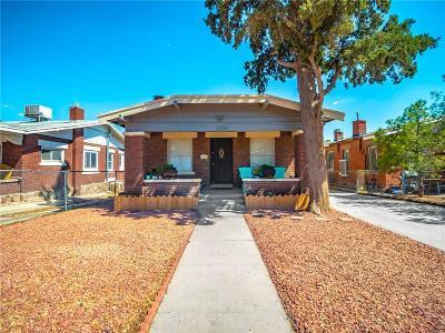 Single Family Home For Sale: 3206 Douglas Avenue