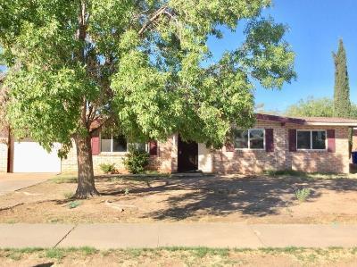 Single Family Home For Sale: 4620 Skylark Way