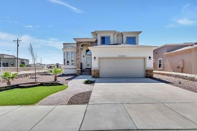 El Paso Single Family Home For Sale: 12415 Winners Circle