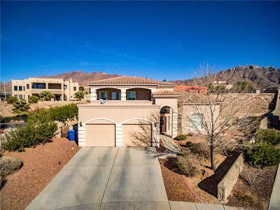 El Paso TX Single Family Home For Sale: $339,990