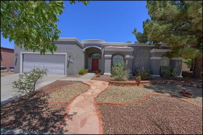 Single Family Home For Sale: 7009 Rock Canyon Drive