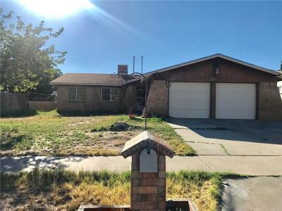 Single Family Home For Sale: 621 Cascade Lane