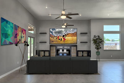 El Paso Single Family Home For Sale: 960 Maximo Drive