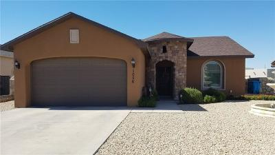 Socorro Single Family Home For Sale: 1056 Chris Forbes