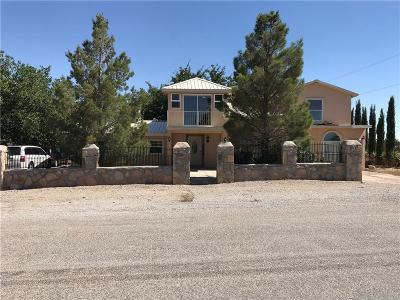 Single Family Home For Sale: 15300 Cactus Blossom Drive