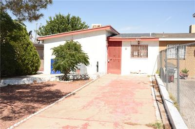 Single Family Home For Sale: 821 Silvestre Road