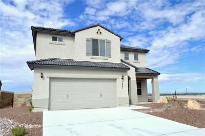 Single Family Home For Sale: 7436 Glacier Drive