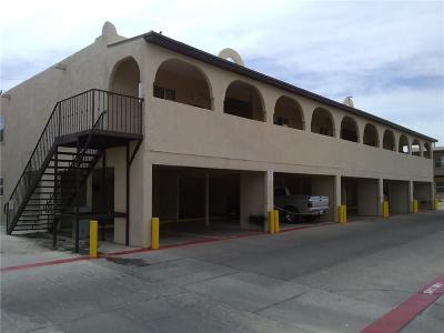El Paso Multi Family Home For Sale: 4510 Arlen Ave Avenue #69