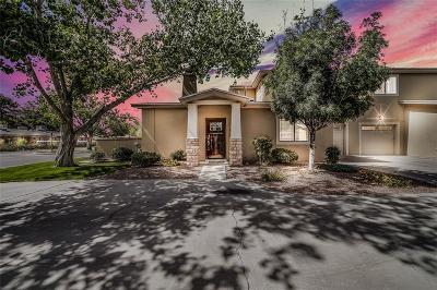 Single Family Home For Sale: 5100 Hunters Glenn Court #C