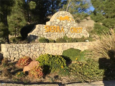 Single Family Home For Sale: 28 Silver Crest Drive
