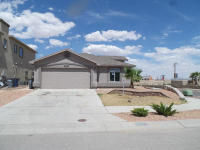 Single Family Home For Sale: 3230 Peruvian Paso