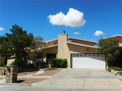 Single Family Home For Sale: 6133 Los Robles Drive