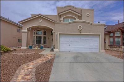 Single Family Home For Sale: 10957 Bullseye Street