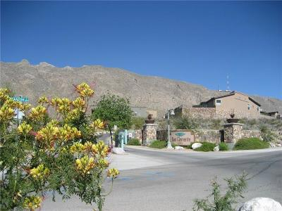 El Paso TX Single Family Home For Sale: $190,000