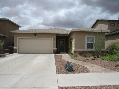 Single Family Home For Sale: 5904 Redstone Rim Drive