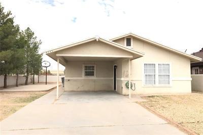 Socorro Single Family Home For Sale: 9705 Vallarta Drive