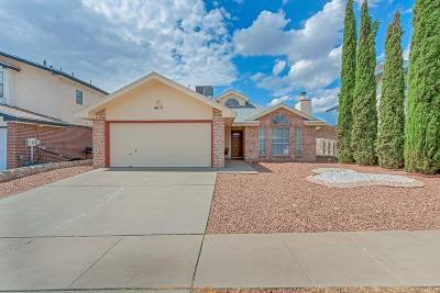 North Hills Single Family Home For Sale: 4612 Loma De Cobre Drive