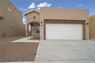 Single Family Home For Sale: 3628 Morgan Bay Street