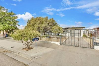 Single Family Home For Sale: 10120 Matador Street