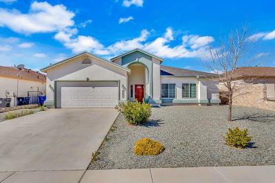 El Paso Single Family Home For Sale: 6805 Jordan Emily Lane