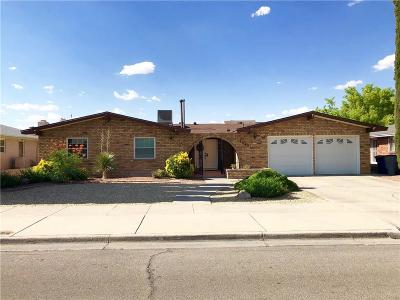 Single Family Home For Sale: 10421 Allway Drive