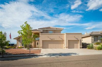 El Paso Single Family Home For Sale: 6713 Heritage Ridge Way