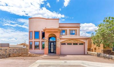 Single Family Home For Sale: 3105 Rustic River