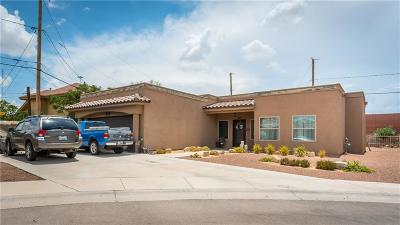 El Paso Single Family Home For Sale: 516 Firstwood
