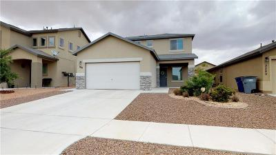 Single Family Home For Sale: 3282 Azteca Trail Drive