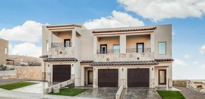 El Paso Single Family Home For Sale: 700 Espada Drive #A