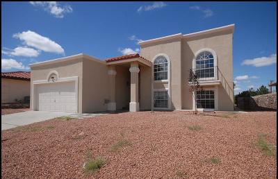 Single Family Home For Sale: 1417 Rainbow Ridge Drive