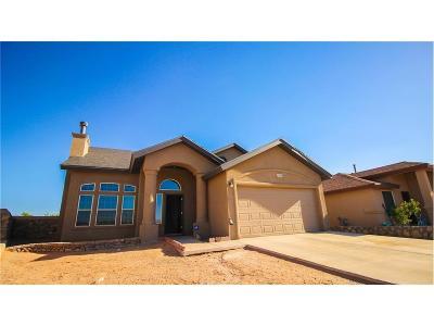 El Paso TX Single Family Home For Sale: $150,000